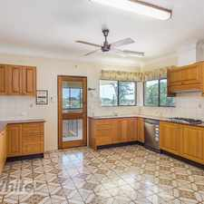 Rental info for SPACIOUS WITH CHARACTER! TOP LEVEL 4 BEDROOM HOME
