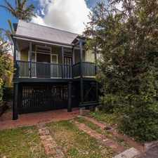 Rental info for GORGEOUS INNER CITY LIVING in the Brisbane City area