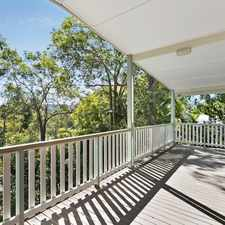 Rental info for FAMILY HOME - PARK VIEWS - QUIET STREET & PETS NEGOTIABLE in the Fig Tree Pocket area