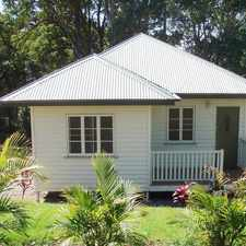 Rental info for Charming Nambour Cottage in the Nambour area