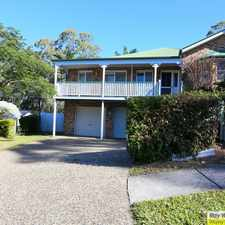 Rental info for UNDER APPLICATION Stunning Queenslander in peaceful Albany Creek street