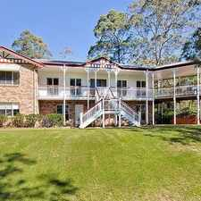 Rental info for 1 ACER - SECLUDED MAGNIFICENT QUEENSLANDER in the Bunya area