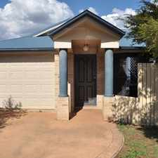 Rental info for Western Wonder! in the Toowoomba area