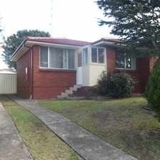 Rental info for Neat & Complete in the Wollongong area