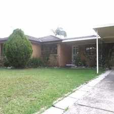 Rental info for 3 BEDROOM HOME & 1 BEDROOM GRANNY FLAT in the Bonnyrigg area