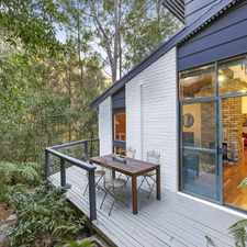 Rental info for Stylish Home with Picturesque Bush Views in the Turramurra area
