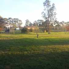 Rental info for LARGE 4 BEDROOM FAMILY HOME IN RURAL SETTING .... in the Sydney area