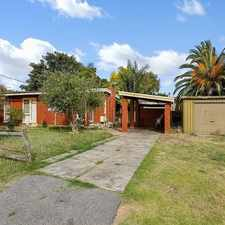 Rental info for YOUR FAMILY HOME in the Caversham area