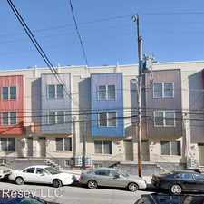 Rental info for 1835 North 17th Street in the Philadelphia area