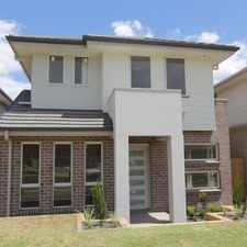 Rental info for Near NEW stylish 4 bedroom home.