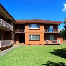 Rental info for Two Bedroom Unit in Handy Location in the Wollongong area