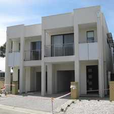 Rental info for Near New 3 Bedroom Townhouse Offering Quality, Space & Low Maintenance in the Pooraka area