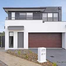 Rental info for IMPECCABLY BUILT AND LOCATED IN UNIVERSITY HILL! in the Melbourne area