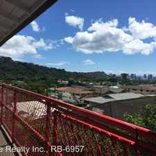 Rental info for 2734 Rooke Avenue - 2734A8 in the Kalihi Valley area