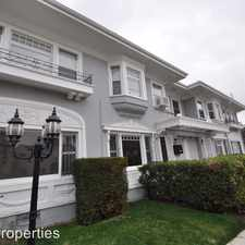 Rental info for 1812-30 Wilcox Avenue in the Los Angeles area