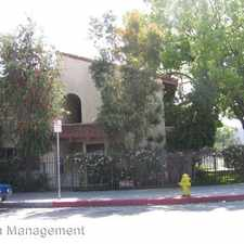 Rental info for 3102 Durango Ave in the Los Angeles area
