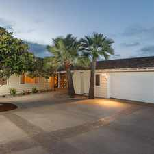 Rental info for Ocean View La Jolla One-Level Ranch-style 3BR Home. Near the top of Hidden Valley with Easy I-5 access.