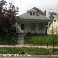 Rental info for 120 Dehart St. in the Lafayette area