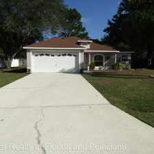 Rental info for 725 Mink Ct. in the Poinciana area