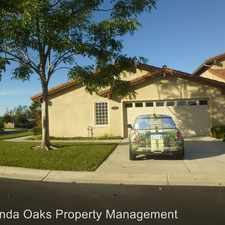 Rental info for 4326 Foxenwood Circle in the Orcutt area