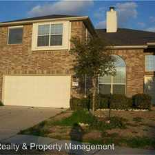 Rental info for 16331 WOMA CT in the Houston area