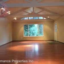Rental info for 10022 SW Terwilliger Blvd in the Portland area