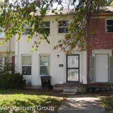 Rental info for 3506 Chauncey Ave