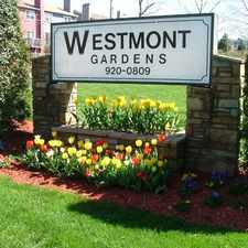 Rental info for Westmont Gardens in the Washington D.C. area
