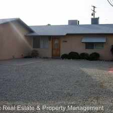Rental info for 7124 Cholla