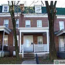 Rental info for Gorgeous 4 Bedroom House 2821 Hilldale Ave in the Park Circle area