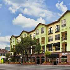 Rental info for Cityview at SoCo in the Downtown area
