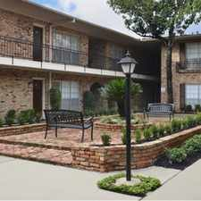 Rental info for Villages at Meyerland in the Houston area