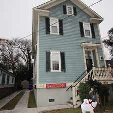 Rental info for 462 Race Street in the Charleston area