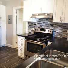 Rental info for 519 Mary Street