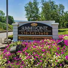 Rental info for Summit Pointe Apartment Homes