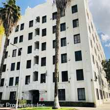 Rental info for 854 S. Oxford Ave in the Los Angeles area