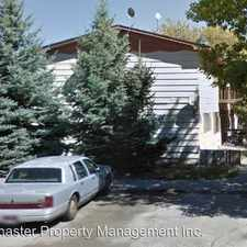 Rental info for 448-450 H Street in the Idaho Falls area
