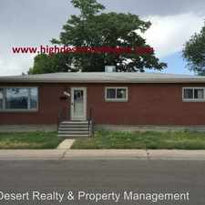 Rental info for 1911 N. 10th St