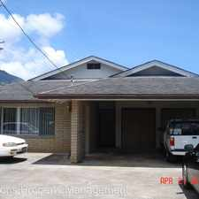 Rental info for 45-461 PUAHUULA PLACE