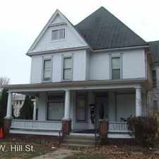 Rental info for 309 W. Hill St.