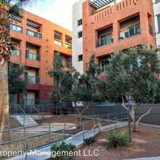 Rental info for 63 E. Agate Ave #308