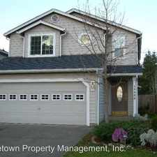 Rental info for 15432 94th Ave SE