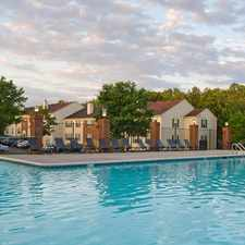 Rental info for The Point at Elkridge