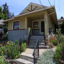 Rental info for 2947 Pine Avenue - 2947 in the Oakland area