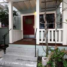 Rental info for 2947 Pine Avenue - 2947A in the Oakland area