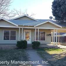 Rental info for 3111 37th #A in the Lubbock area