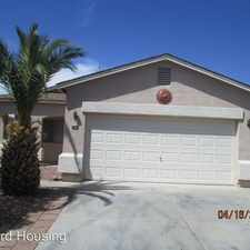 Rental info for 1022 E. Desert Rose Trail
