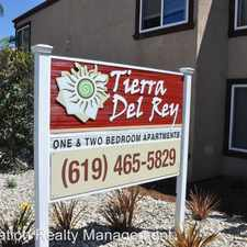 Rental info for 3773 King St - 43 in the Lemon Grove area