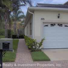 Rental info for 13240 Fountain Bleau Dr