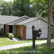 Rental info for 1012 Ridgeway Meadow Drive